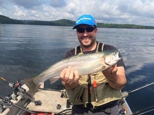 Rainbow Trout — Marc-Andre Allaire