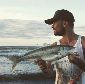 Kahawai (Australian Salmon) — François Michon