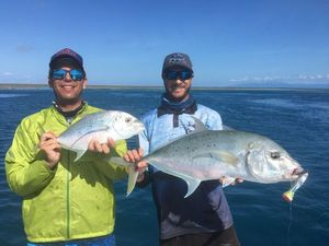 Yellowspoted Trevally — Julien Perol