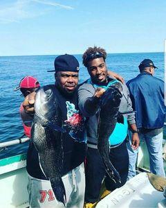 Black Sea Bass — Tooker Smith