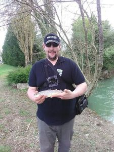 Brown Trout — Alain Farrugia