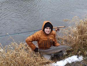 Atlantic Salmon (Juvenile) — Matas Švenčionis