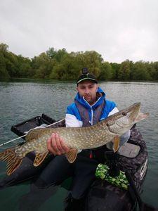 Northern Pike — Jeremy Godek