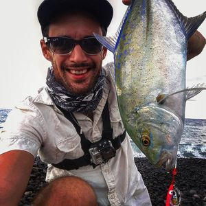 Bluefin Trevally — Mathias Larrieu