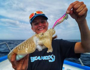 Common Cuttlefish — Sebcricri Fishing