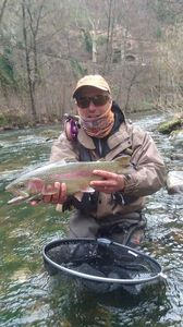 Rainbow Trout — Yannick Riviere