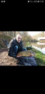 Common Carp — Chris Pecheny