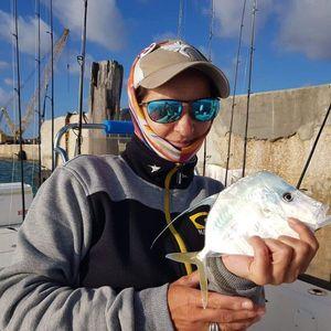 poisson lune — Chrystel Kimmerling Maistrello