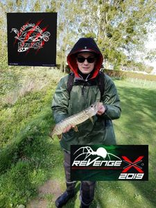 Northern Pike — Alex Fishing