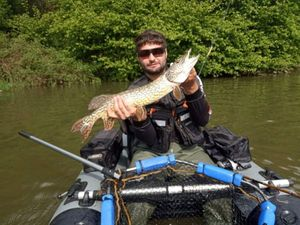 Northern Pike — DyDy IZi Geandrot