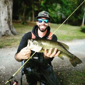 Largemouth Bass — Jean Carrere