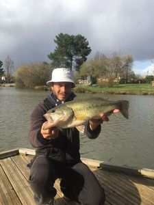 Largemouth Bass — Clement Colin insta: Fisherbdx_fishing