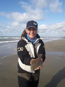 European Flounder — Manon Mainvis