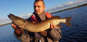 Northern Pike — Yohann Crespel