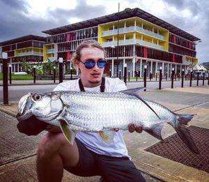 Tarpon — Fishou / Team QueLeFish sur Youtube