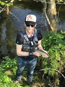 Rainbow Trout — Nicola Team Carna Street