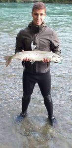 Atlantic Salmon (Landlocked) — Alexis Lakehal