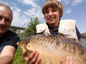 Mirror Carp — arthur bouyer