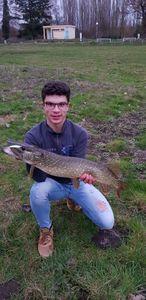 Northern Pike — perckarna fishing