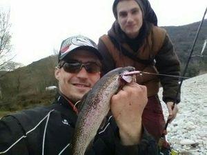 Rainbow Trout — Gorriz Jonathan