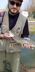 Northern Pike — Christopher  Lambert