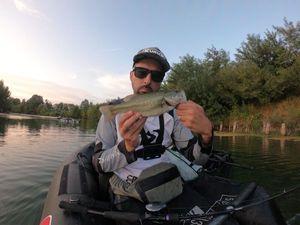 Largemouth Bass — Florian Ferrandis