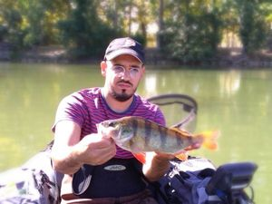 European Perch — Arnaud Pothin