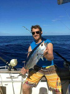 Skipjack Tuna — Loic le Moan