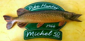 Northern Pike — Michel  Gunaud