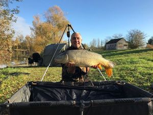 Common Carp — Christian Vittenet