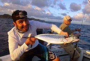 Cero Mackerel — Septi Pêche Méditerranée