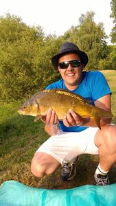 Mirror Carp — Anthony Landreau