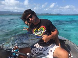 Bluefin Trevally — Guillaume Faure