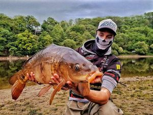 Mirror Carp — Hakken Fishing