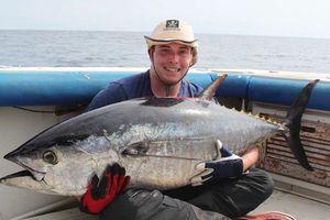 Bluefin Tuna — Jules Hache