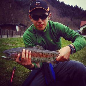 Rainbow Trout — Lucas Lender
