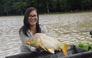 Common Carp — Valérie Frehner