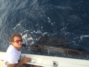 Espadon Voilier Atlantique (Sailfish) — Ulysse Sanguinetti