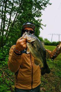 Largemouth Bass — Bastien Coinon