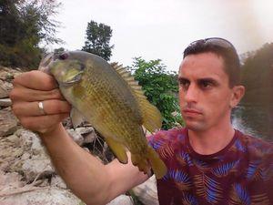 Rock Bass — Anthony Depert