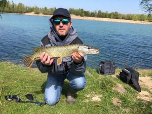 Northern Pike — Julien Delair
