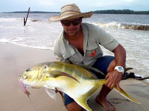 Longfin Crevalle Jack — Greg FishFriender