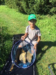 Mirror Carp — Clement fishing