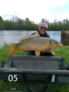 Common Carp — Benjamin Cartiaux