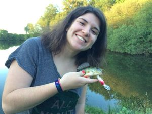 European Perch — Candice Prin