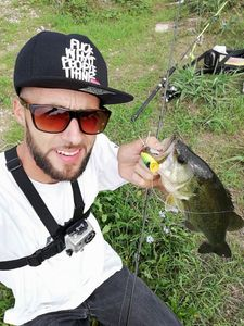 Largemouth Bass — Myk Fishingddict