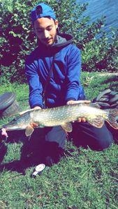 Northern Pike — Alex fishing91
