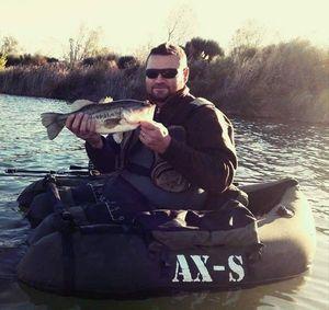 Largemouth Bass — Antony Girardin