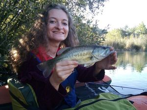 Largemouth Bass — Marie-Rose Perret (Thrill Lures)