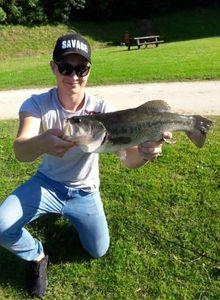 Largemouth Bass — alexx_fishing_ 🎣